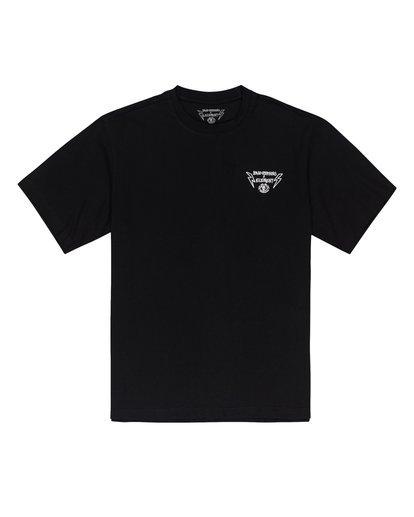 1 Set List Two T-Shirt Blue ALYZT00323 Element