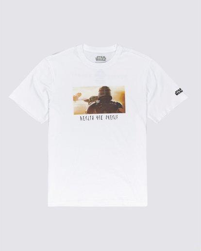 0 Star Wars™ x Element Protect T-Shirt White ALYZT00327 Element