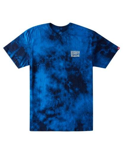 0 Wander Tie-Dye T-Shirt Purple ALYZT00351 Element