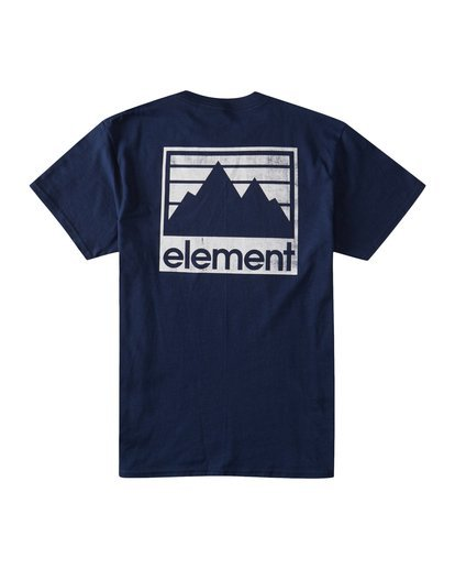 0 Joint Reverse T-Shirt Blue ALYZT00357 Element