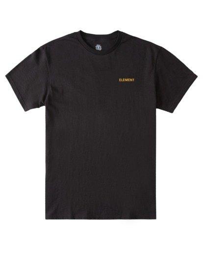 0 Lone Pine T-Shirt Blue ALYZT00361 Element
