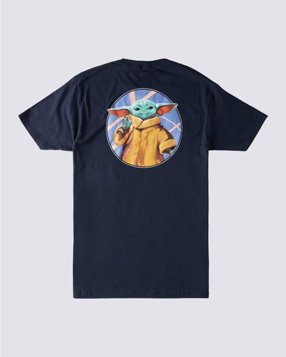 1 Star Wars™ The Child T-Shirt Blue ALYZT00376 Element