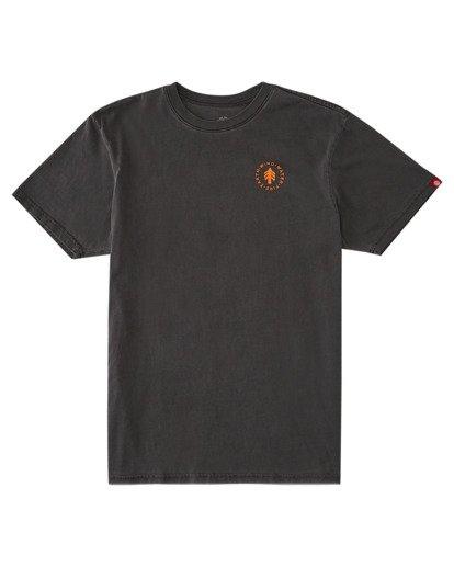 0 Lahotan Pigment Short Sleeve T-Shirt Blue ALYZT00382 Element