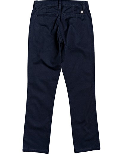1 Boys' Howland Pant Blue B3183EHO Element