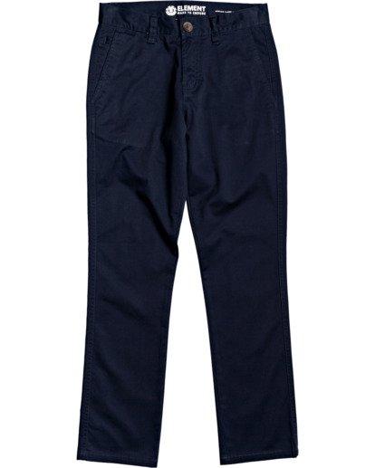 0 Boys' Howland Pant Blue B3183EHO Element