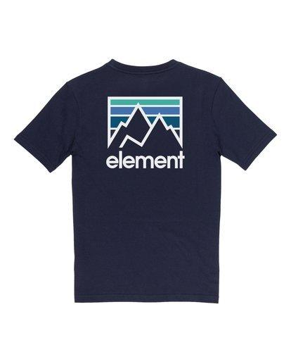 0 Boys' Joint T-Shirt Blue B4013EJO Element