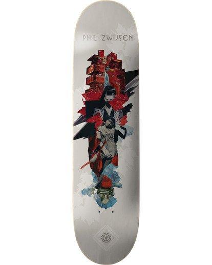 1 Cut Paste Zwijsen Skateboard Deck Multicolor BDPR3CPZ Element