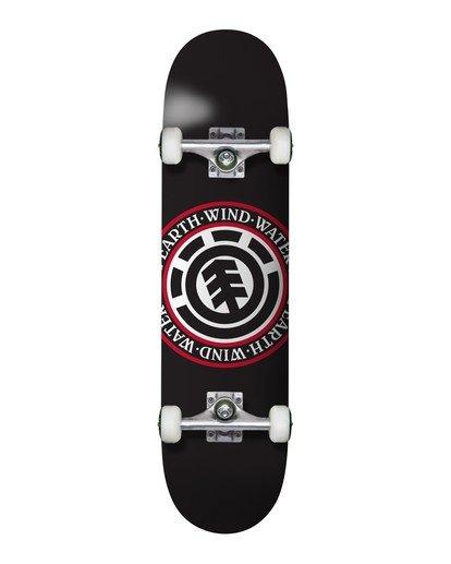 0 Seal Complete Skateboard Multicolor COLGMSEL Element