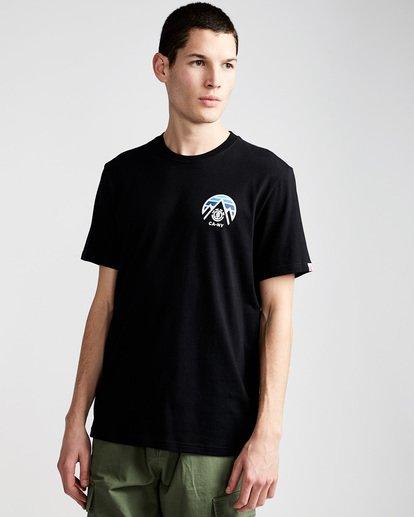 2 Tri Tip Ss - Tee Shirt for Men  F1SSC3ELF7 Element