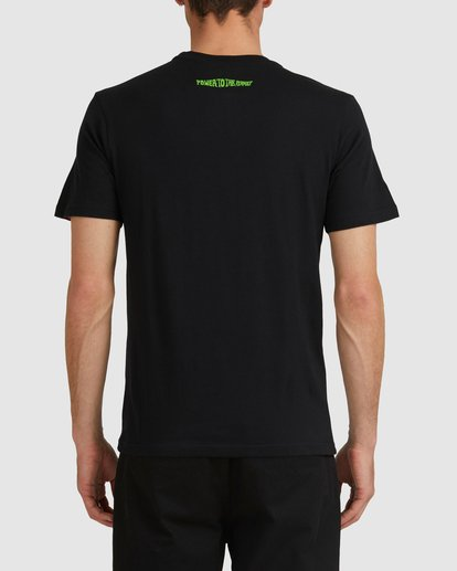 1 L'AMOUR SUPREME PHYTRAX SHORT SLEEVE TEE Black G107902 Element