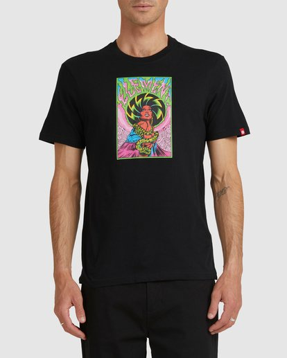 0 L'AMOUR SUPREME PHYTRAX SHORT SLEEVE TEE Black G107902 Element