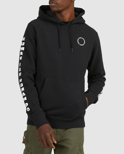 0 PlANET OF THE APES SURGE HOODIE Black G512304 Element
