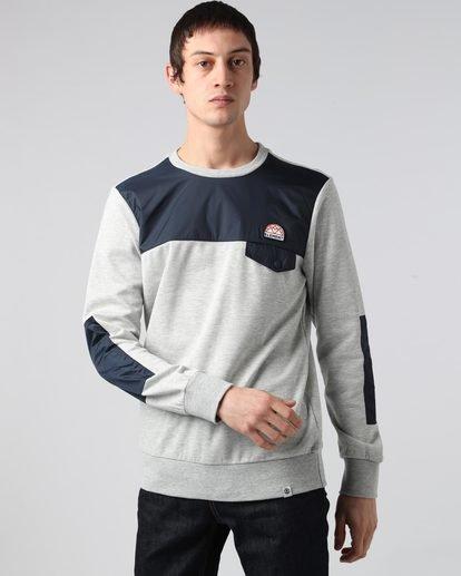 1 Altray Cr - Fashionfleece für Männer  H1FLB3ELP8 Element