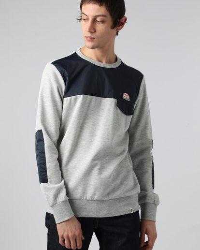 2 Altray Cr - Fashion Fleece for Men  H1FLB3ELP8 Element