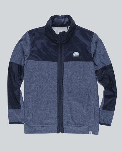 0 Cleveland Zip - Fashion Fleece for Men  H1FLB4ELP8 Element