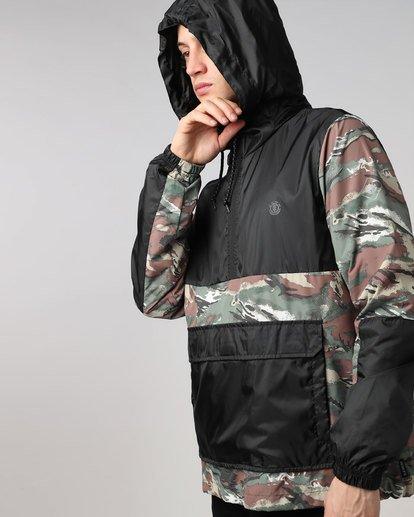 3 Alder Pop Tw - chaqueta para Hombre Verde H1JKA2ELP8 Element