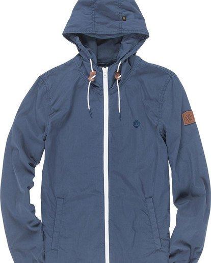 1 Alder Poplin - Jacket for Men  H1JKA8ELP8 Element