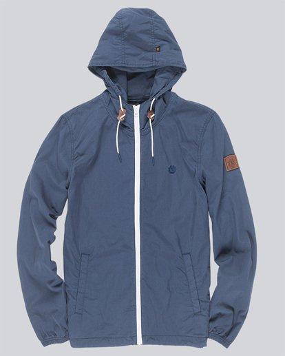 0 Alder Poplin - Jacket for Men  H1JKA8ELP8 Element
