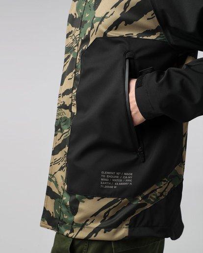 5 Almo - giacca da Uomo  H1JKC1ELP8 Element