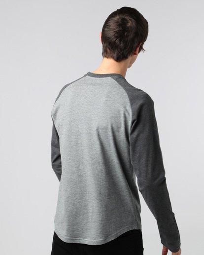 3 Vertical Raglan Qtr - T-Shirts für Männer  H1LSA3ELP8 Element