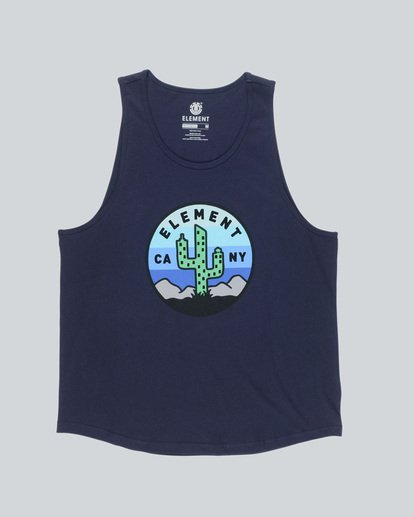 0 Sting Tank - T-Shirt pour Homme  H1SGA4ELP8 Element