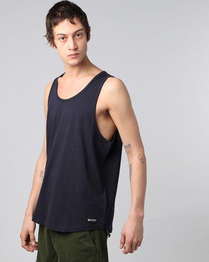 1 Basic Tank - Tee Shirt for Men  H1SGA5ELP8 Element