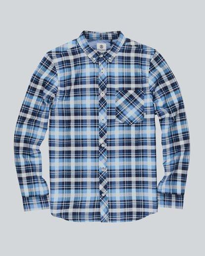 0 Goodwin Ls - camicia da Uomo  H1SHB2ELP8 Element