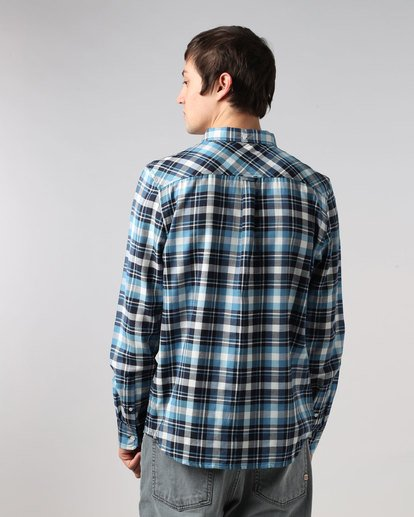 3 Goodwin Ls - camicia da Uomo  H1SHB2ELP8 Element