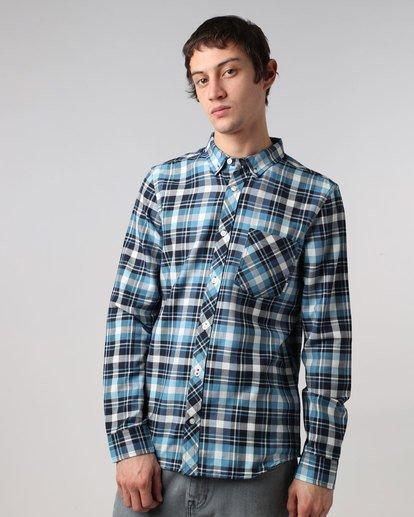 1 Goodwin Ls - camicia da Uomo  H1SHB2ELP8 Element