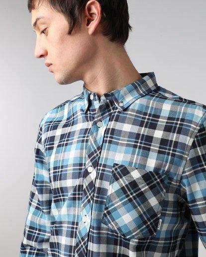 2 Goodwin Ls - camicia da Uomo  H1SHB2ELP8 Element