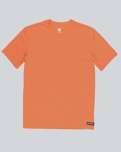 0 Basic Crew Ss - T-Shirt pour Homme  H1SSA1ELP8 Element