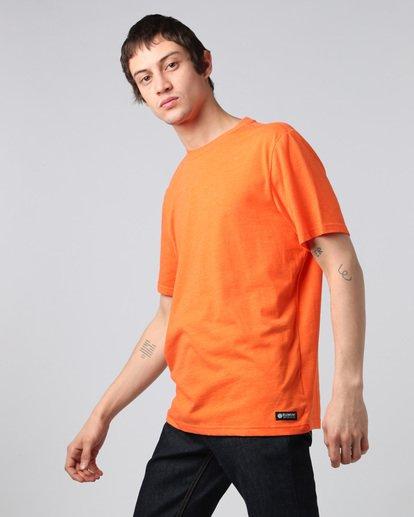1 Basic Crew Ss - T-Shirt pour Homme  H1SSA1ELP8 Element