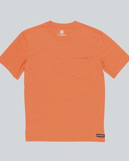 0 Basic Pocket Cr - T-Shirts für Männer  H1SSA2ELP8 Element