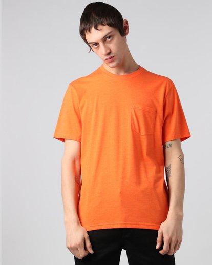1 Basic Pocket Cr - T-Shirts für Männer  H1SSA2ELP8 Element