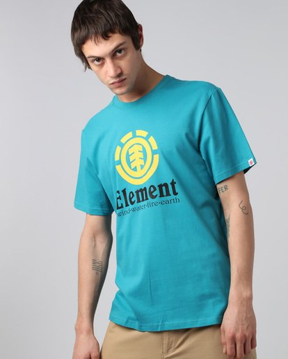 1 Vertical Ss - camiseta para Hombre  H1SSA4ELP8 Element