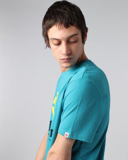 2 Vertical Ss - camiseta para Hombre  H1SSA4ELP8 Element
