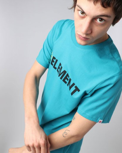 2 Blazin Ss - Tee Shirt for Men  H1SSA5ELP8 Element