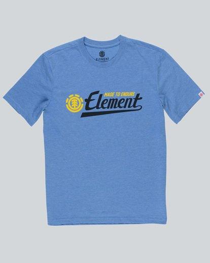 0 Signature Ss - Tee Shirt for Men  H1SSA7ELP8 Element