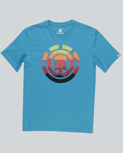0 Hues Ss - T-Shirt pour Homme  H1SSB2ELP8 Element