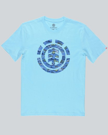 0 River Rat Ss - Tee Shirt for Men  H1SSB3ELP8 Element