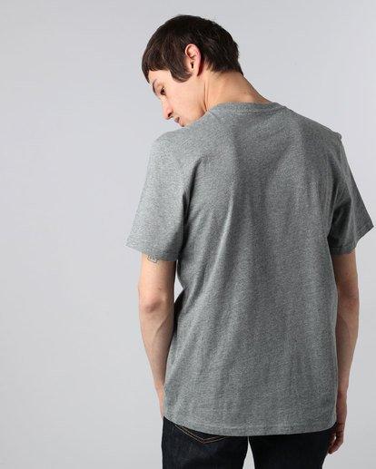 3 Sawtooth Ss - T-Shirt pour Homme  H1SSB5ELP8 Element