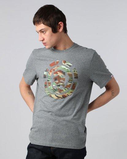 1 Sawtooth Ss - T-Shirt pour Homme  H1SSB5ELP8 Element