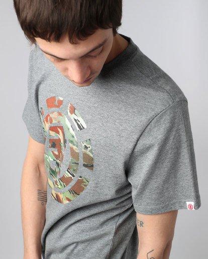 2 Sawtooth Ss - T-Shirt pour Homme  H1SSB5ELP8 Element