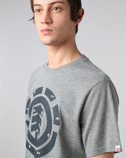 2 In A Day - T-Shirts für Männer  H1SSB6ELP8 Element