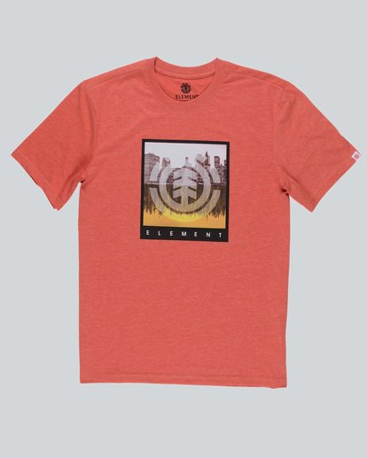 0 Reflections Ss - T-Shirt pour Homme  H1SSB7ELP8 Element