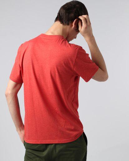 3 Reflections Ss - T-Shirt pour Homme  H1SSB7ELP8 Element