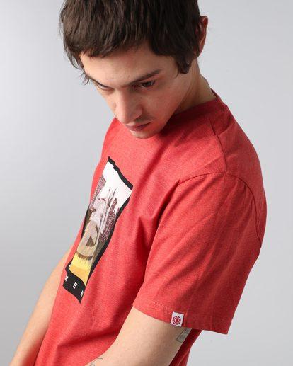 2 Reflections Ss - T-Shirt pour Homme  H1SSB7ELP8 Element