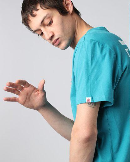 3 Zap Ss - T-Shirt pour Homme  H1SSC9ELP8 Element