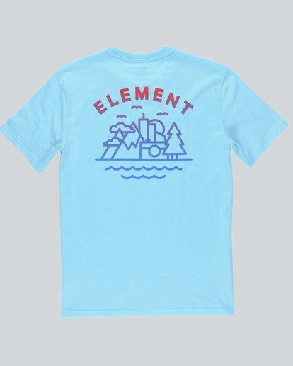 1 Lens Ss - Tee Shirt for Men  H1SSD7ELP8 Element