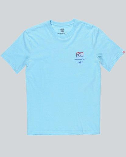0 Lens Ss - Tee Shirt for Men  H1SSD7ELP8 Element